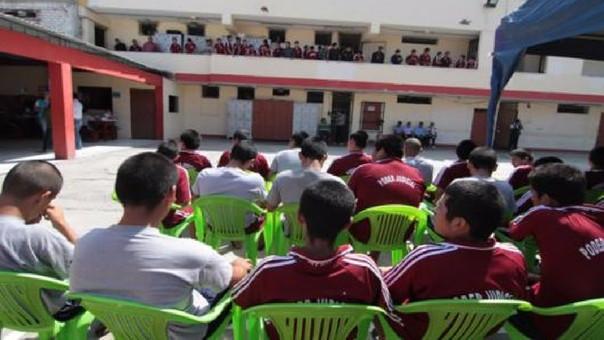 centros juveniles