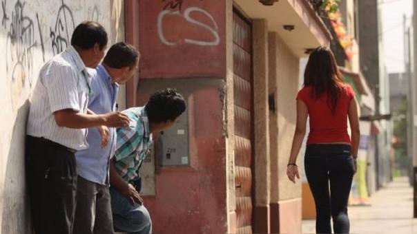 Multarán a los acosadores en La Perla