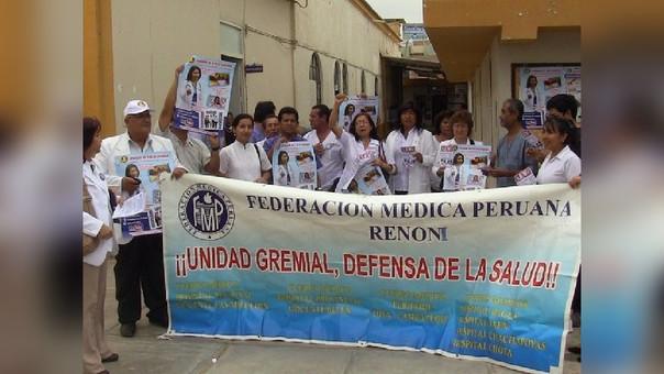 Médicos de Lambayeque