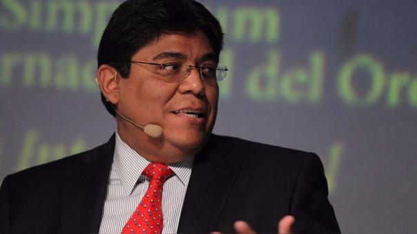 A fines del año pasado, el economista Elmer Cuba, designado por el Congreso como nuevo miembro del directorio del Banco Central de Reserva.