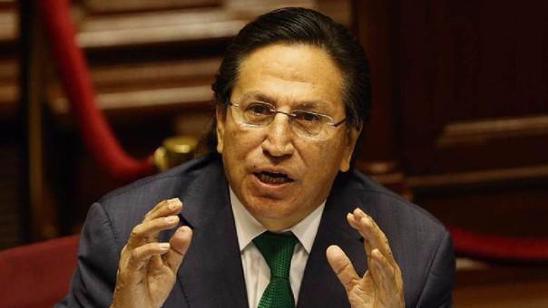 Alejandro Toledo asegura que no existen condiciones para que sea juzgado en el Perú.