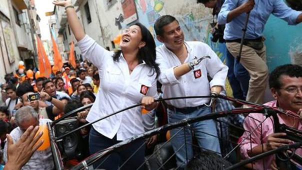 Luis Galarreta renunció al Partido Popular Cristiano en 2015 y luego se enroló en Fuerza Popular, liderado por Keiko Fujimori.