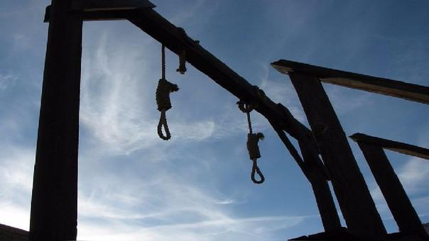 El autoproclamado hechicero fue condenado a muerte por ahorcamiento.