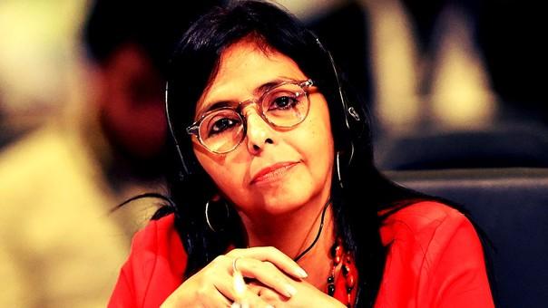Maduro nombra como canciller a Samuel Moncada en reemplazo de Delcy Rodríguez