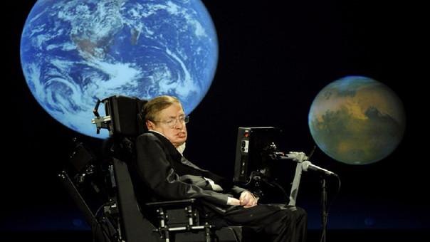 Stephen Hawking pide que los humanos dejen la Tierra