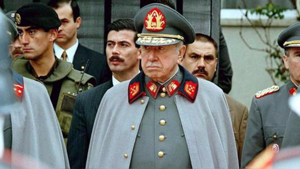 El dictador Pinochet murió en 2006.