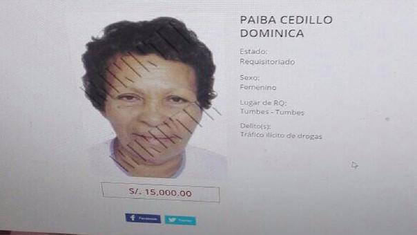 Dominica Paiva Cedillo