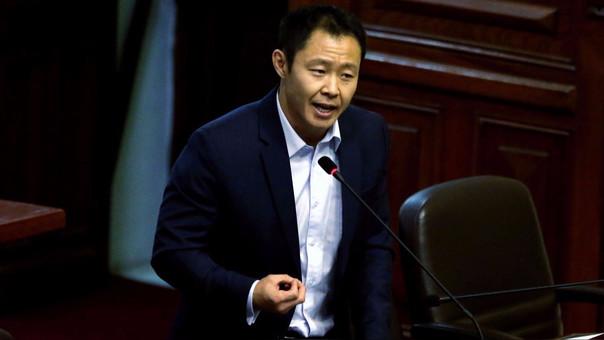 Kenji Fujimori últimamente ha guardado distancia de las decisiones generales tomadas por su partido.