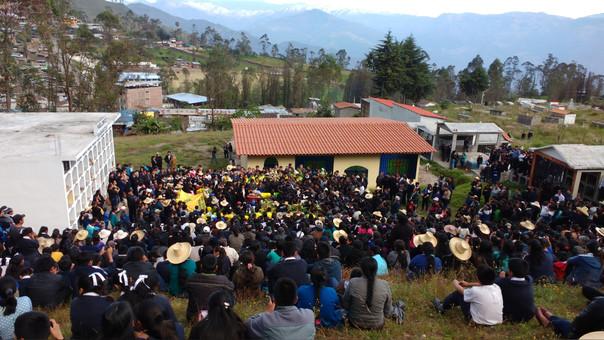 Los familiares de Eladio Ríos exigen que su asesinato no quede impune