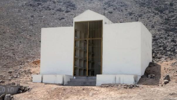 Apoyaremos a alcalde de Comas con demolición de mausoleo senderista — Pérez Tello