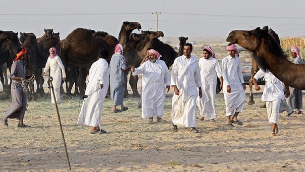 La crisis diplomática ha complicado las relaciones comerciales entre Arabia Saudí y Qatar.