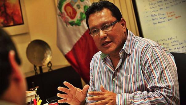 La Fiscalía formalizará una investigación preparatoria contra el gobernador regional por el caso Odebrecht