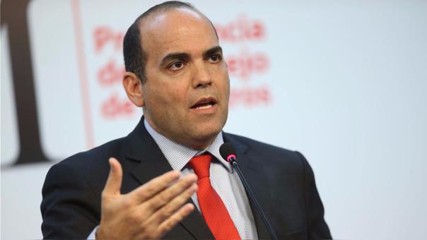 Héctor Becerril: Fernando Zavala debe elegir entre el MEF y el premierato