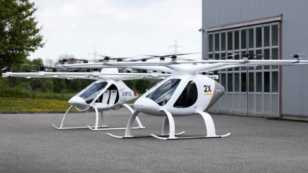Emiratos Árabes Unidos siempre está al margen de la tecnología y esta vez innovará con taxis voladores.