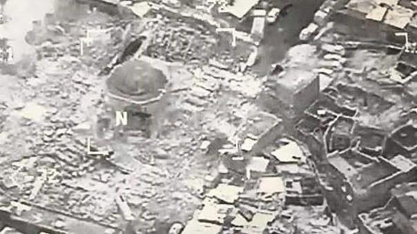 El Pentágono advierte que los milicianos yihadistas lucharan hasta la muerte.