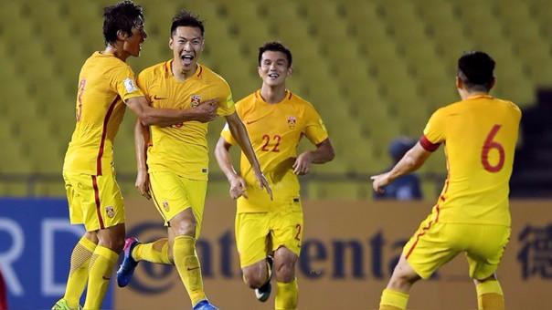 La Selección de China sería el vigésimo equipo en la cuarta división del fútbol alemán.