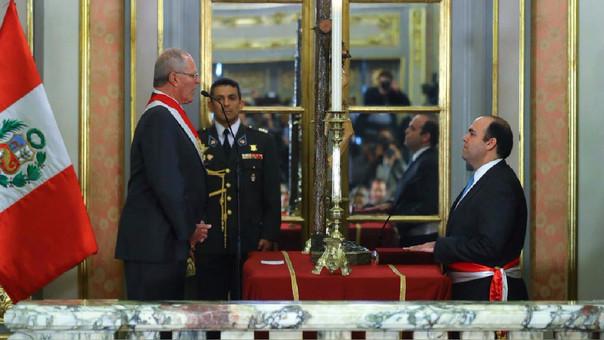 Premier Fernando Zavala sería el nuevo ministro de Economía