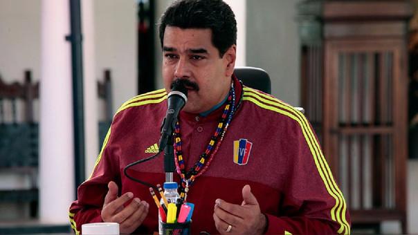 El presidente Nicolás Maduro felicitó a la seleccion venezolana el pasado 11 de junio, pero no tuvo eco en los seleccionados.