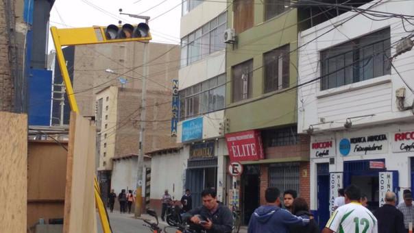 Chiclayo: siete personas mueren tras incendio en un edificio