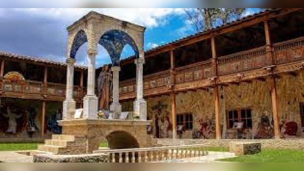 La capilla de Polloc es un nuevo destino turístico en el distrito de La Encañada