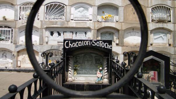 Chacalón falleció el 24 de junio de 1994 a causa de una diabetes que se agravó.