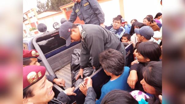 La víctima realizaba algunas gestiones en la provincia de Jaén en favor del centro de salud donde trabajaba como efermera