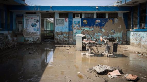 La incierta reconstrucción de Huarmey
