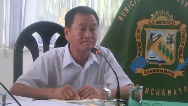 Alcalde Chanchamayo