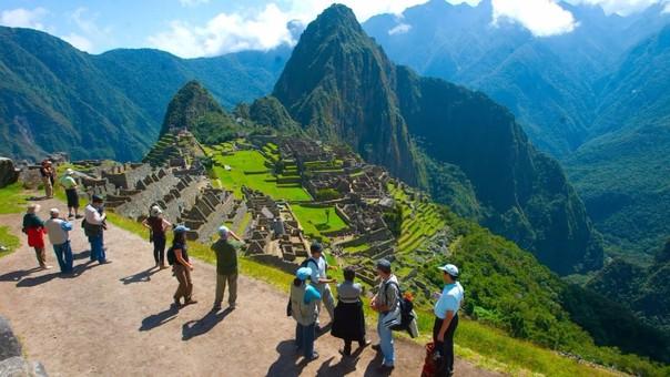 Machu Picchu es la principal atracción turística del Perú.