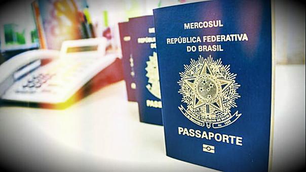 Suspenden la emisión de pasaportes en Brasil por falta de presupuesto