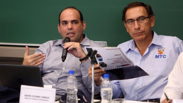 Luego de que se difundiera el nuevo audio con el contralor, Martín Vizcarra afirmó que