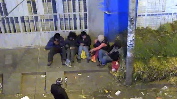 Videovigilancia Huancayo