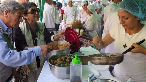 Feria en Huánuco