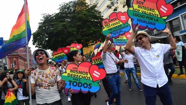 La manifestación parte en Jesús María y recorrerás las principales calles del centro de Lima hasta la Plaza San Martín.