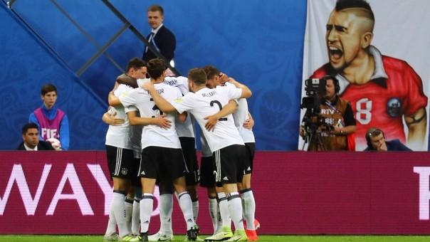 8 de los 9 equipos que hicieron el primer gol de la final ganaron la Copa Confederaciones.