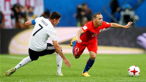 RUSSIA SOCCER FIFA CONFEDERATIONS CUP 2017