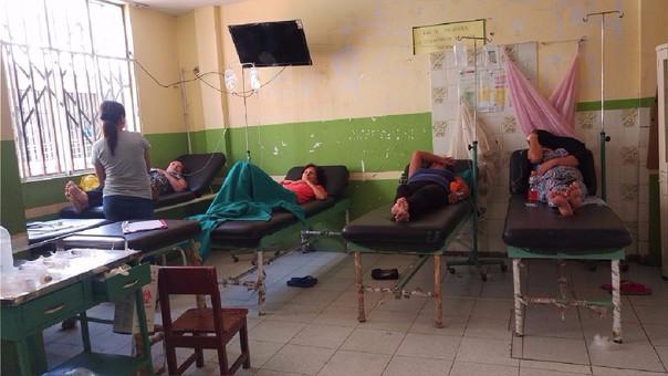 pacientes con dengue