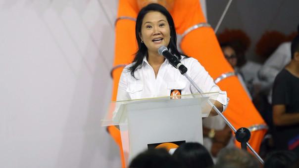 Kenji Fujimori felicitó ayer a su hermana por acordar reunirse con el presidente PPK.