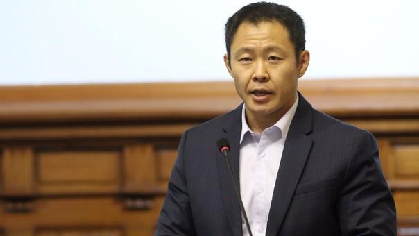 Kenji Fujimori fue el congresista más votado de Fuerza Popular.