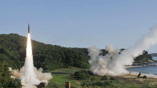 Si bien EE.UU. y Corea del Sur suelen hacer ensayos de este tipo, es poco común que lo hagan en conjunto.