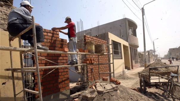 El sector Construcción es uno de los que más puestos de trabajo genera en el Perú.