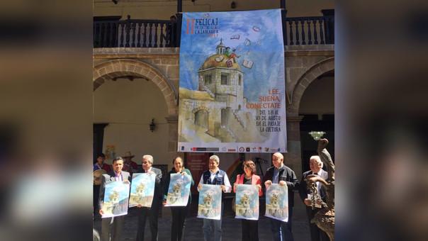 Organizadores de Felicaj invitaron a los autores peruanos a particiar de este importante evento