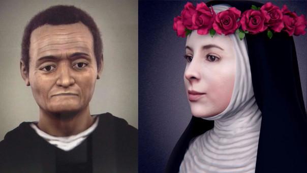 En 2015, dos santos peruanos Santa Rosa de Lima y San Martín de Porres también lo hicieron.