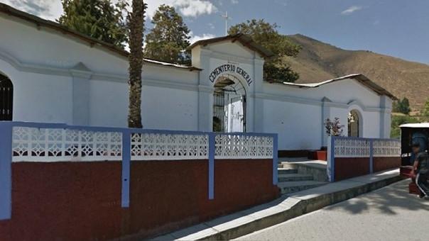 Cementerio Cascas