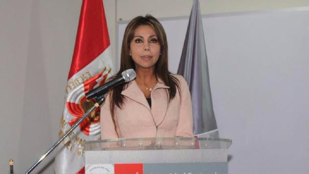 Zambrano fue presidenta de la ANP desde 2014