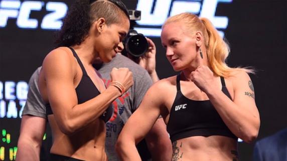 En marzo de 2016 ambas se enfrentaron y fue Amanda Nunes la ganadora por decisión unánime.