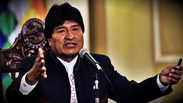 Presidente senado boliviano: Carabineros detenidos cometieron cuatro delitos
