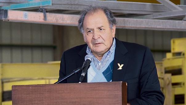 Rodríguez era actual presidente del directorio de la mayor empresa láctea del Perú.