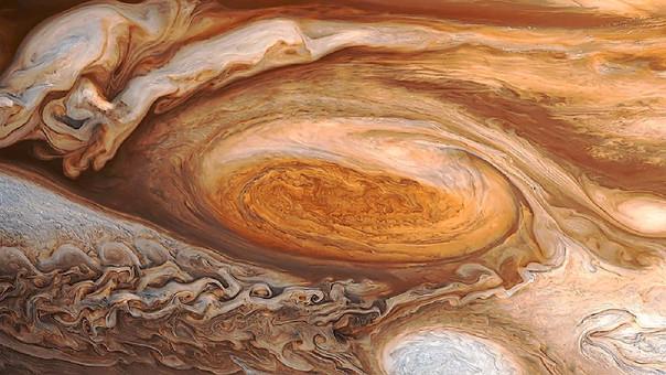 Júpiter - Gran Mancha Roja