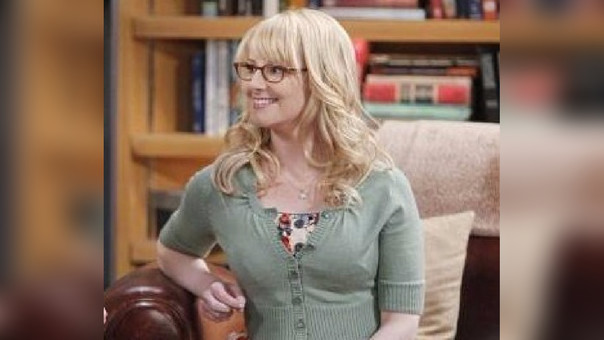 Melissa Rauch, actriz en The Big Bang Theory, está embarazada